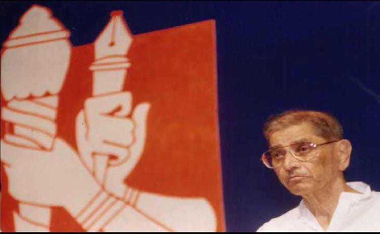 Lt. Shri Pandurangshastri Athawale