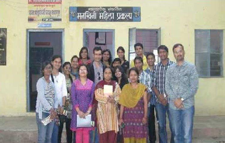 Ralegan Siddhi and Hivre Bazar