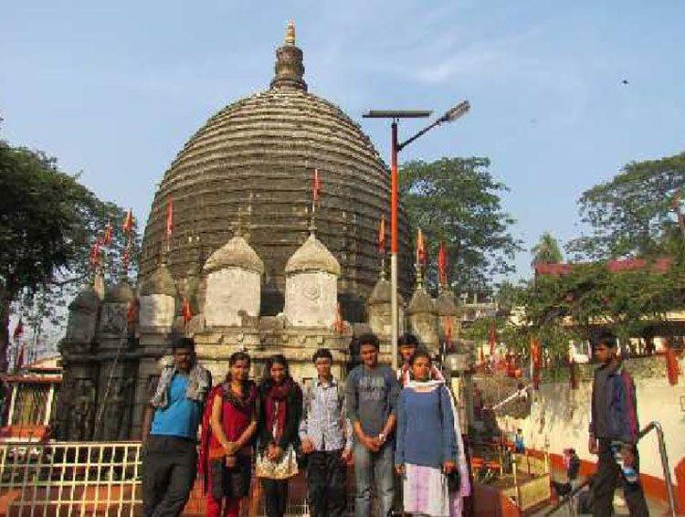 Kamukhya Temple