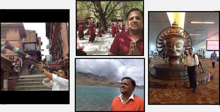 Visit To Tibet