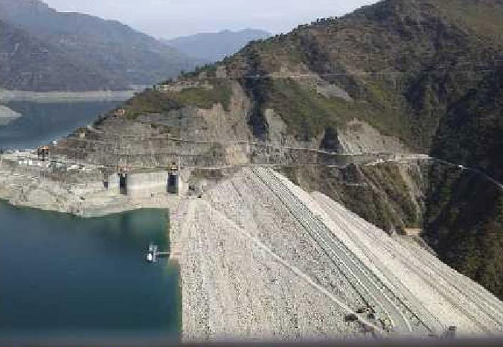 A Visit To The Tehri Ddam