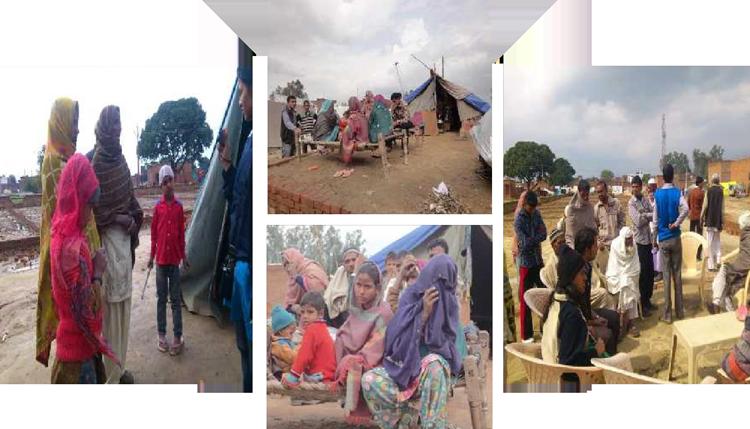 Relief Campus At Shahpur